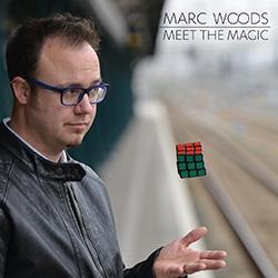 Afbeelding › Marc Woods Goochelaar - Tafelgoochelaar