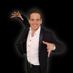 Afbeelding › Professioneel goochelaar Maarten Bruins